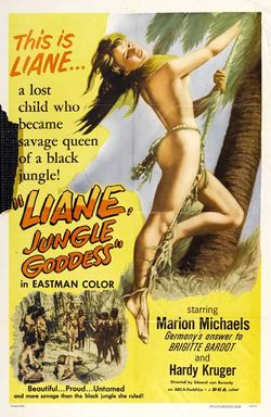 Lianejungle goddess movie-poster-1956