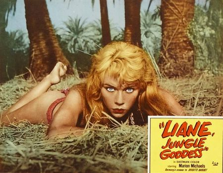 Liane jungle goddess k