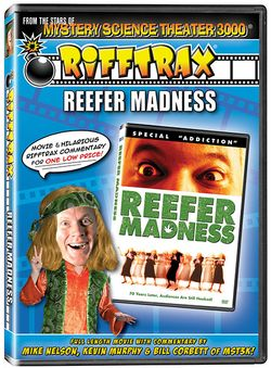 Rifftrax reefer madness