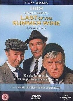 Last of the summer wine dvd 1-2
