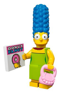 Simpsons coll minfigs d-001