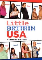 Little britain dvd usa