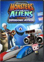 Monsters vs aliens vol 2 dvd
