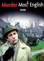 Murder most english dvd