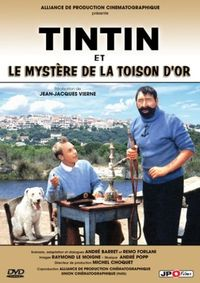 TinTin And The Mystery Of The Golden Fleece d