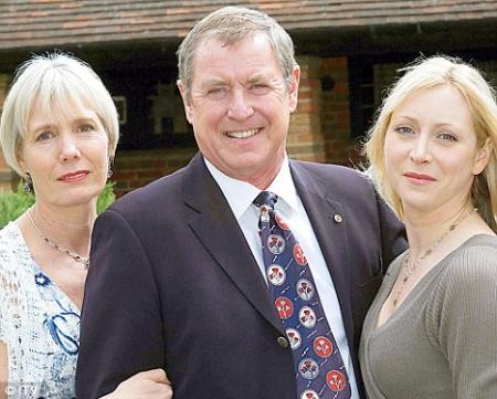 Midsomer murders Joyce Tom Cully