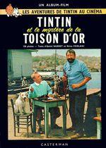 TINTIN golden fleece book