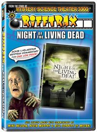 Rifftrax night of hte living dead