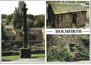 Holmfirth postcard