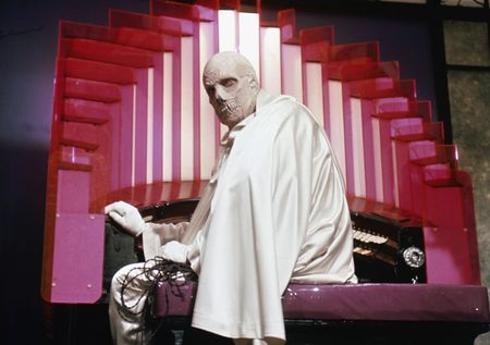 The Abominable Dr Phibes doc and his organ