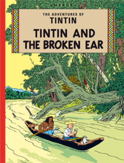 Tintin - The Broken Ear