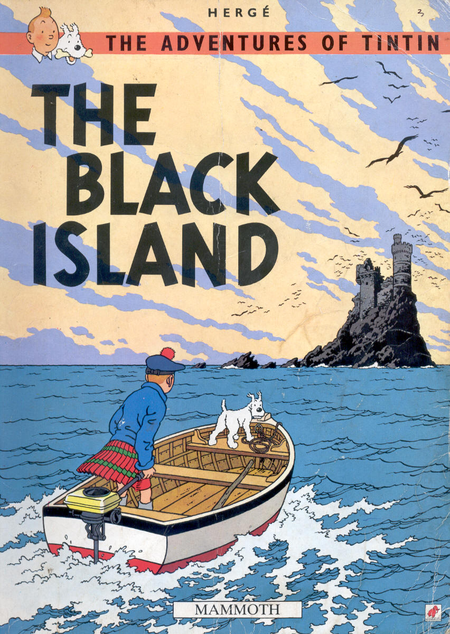 Tintin - 07 - The Black Island