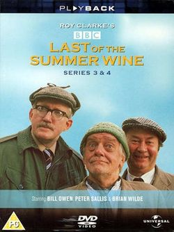 Last of the summer wine dvd 3-4