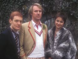 Doctor who 130 the five doctors (150)