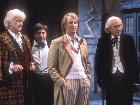 Doctor who 130 the five doctors (216)