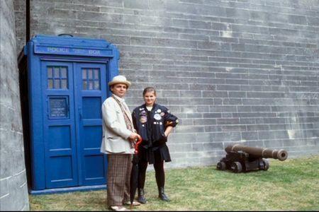 Doctor who 151 silver nemesis (158)