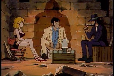 Lupin III secret twilight gemini (26)