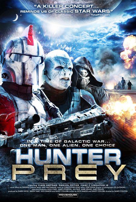 Hunter prey poster