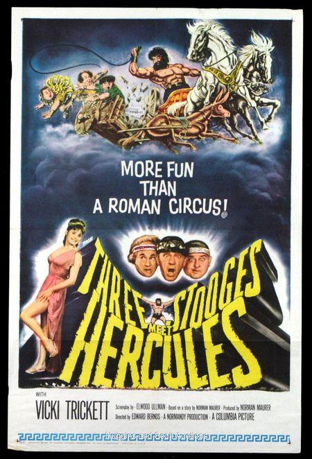 The Three Stooges Meet Hercules a