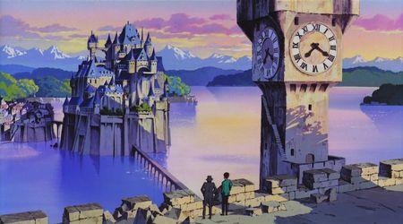 Castle of cagliostro castle