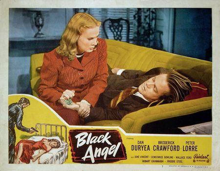 Black angel 1946 hor