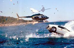 The spy who loved me car go splash