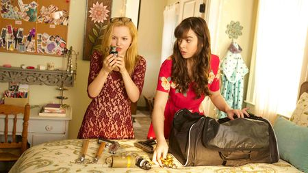 Barely lethal Dove hailee