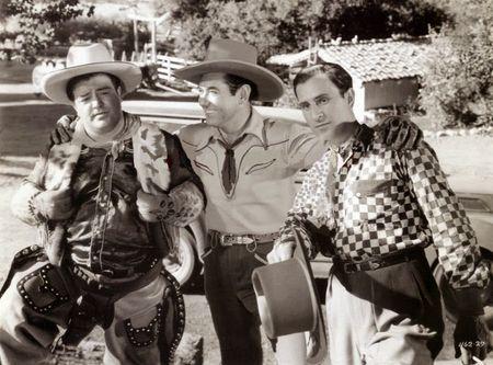 Ride 'em cowboy a