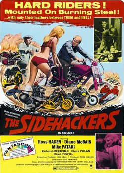 The sidehackers poster