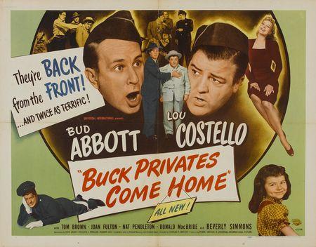 Buck Privates Come Home 1947 b