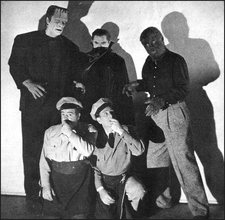 Abbott And Costello Meet Frankenstein 1948 e
