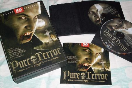 Pure terror dvd set