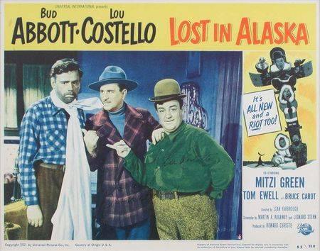 Lost in Alaska is a 1952 h