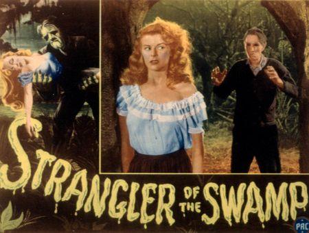 Strangler in the swamp lobby