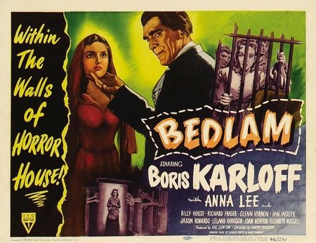 Bedlam horizontal