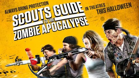 Scouts Guide to the Zombie Apocalypse a