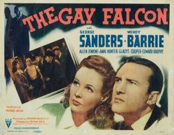 The gay falcon wendy barrie sanders
