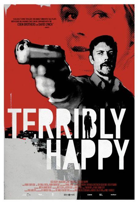 Terribly happy 2008