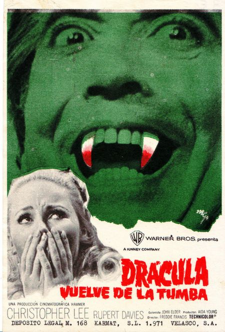 Dracula has risen from his grave (5)