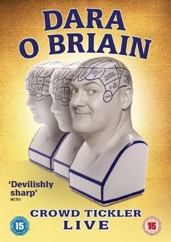Dara obriain crowd tickler