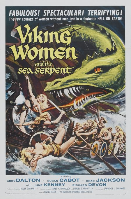 Viking women and the sea serpent n