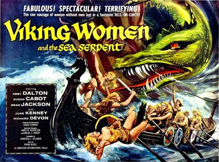 Viking women and the sea serpent a