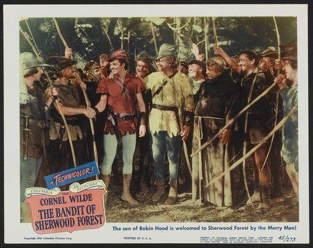 1946 The bandit of Sherwood Forest - El hijo de Robin de los Bosques (ing) (lc) 02