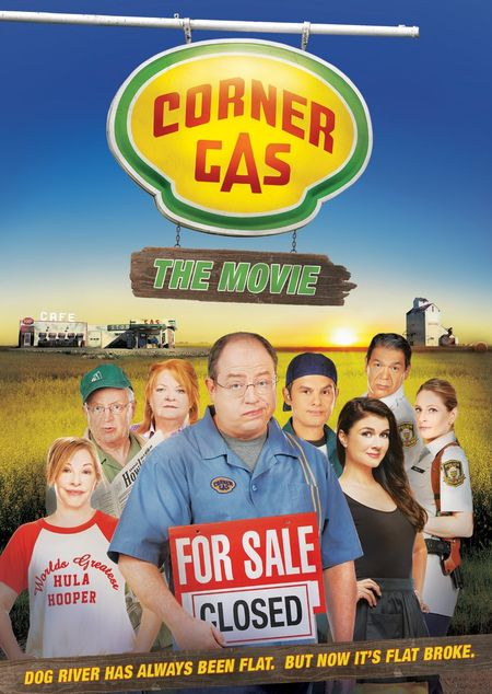 Corner gas the movie