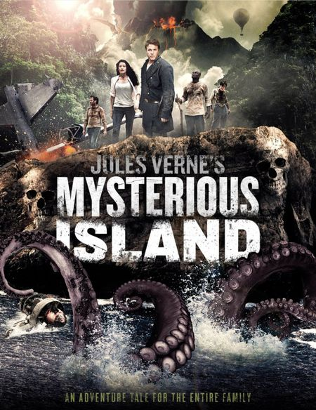 Mysterious island 2012