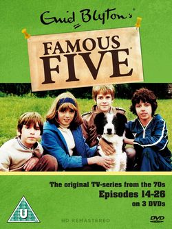 The famous five (6)