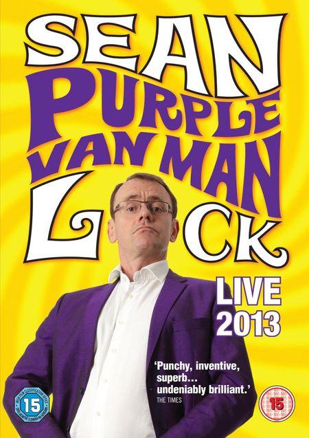 Sean lock purple van man live 2013