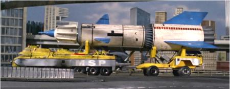 Thunderbirds 15 day of disaster rocket