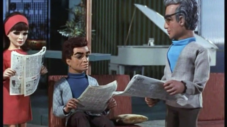 Thunderbirds 19 the imposters