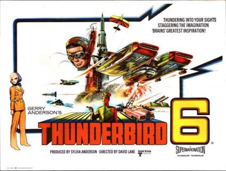 Thunderbird 6 hor poster